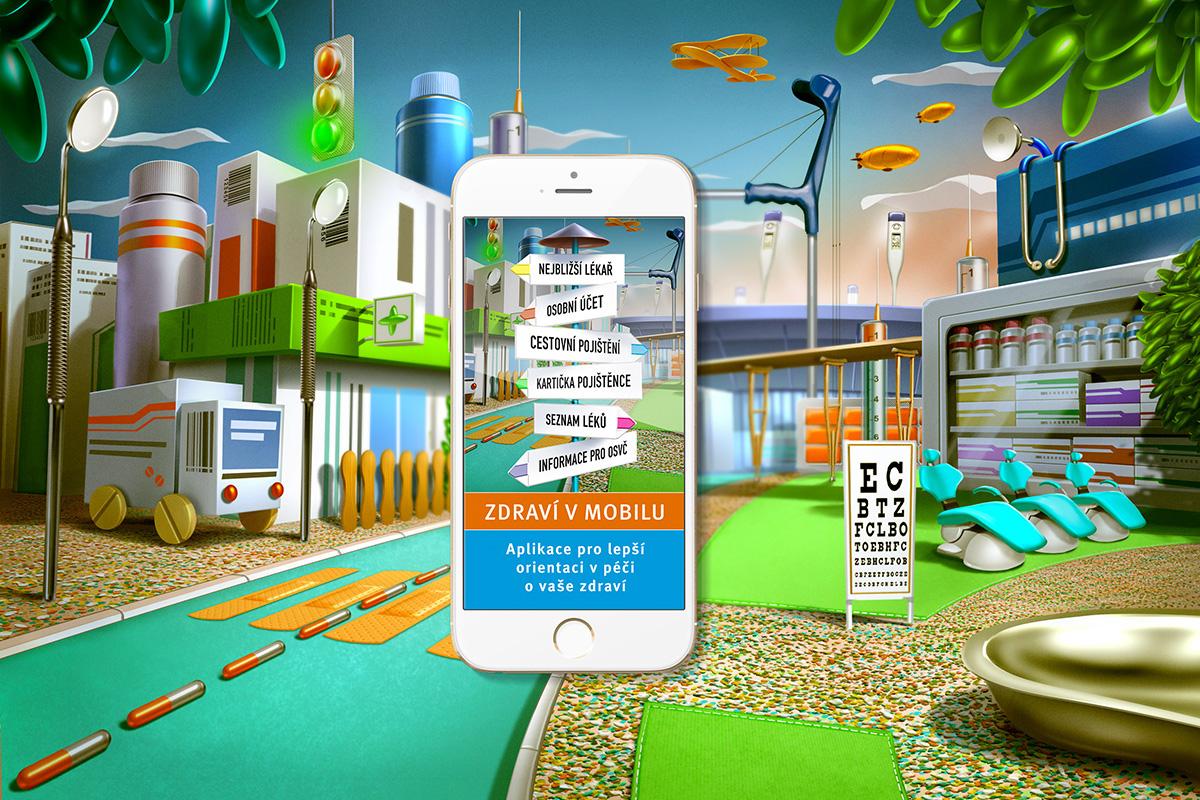 Zdraví v mobilu