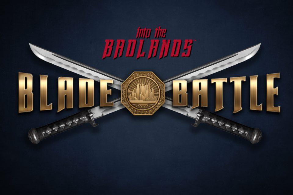 Logo hry Blade Battle