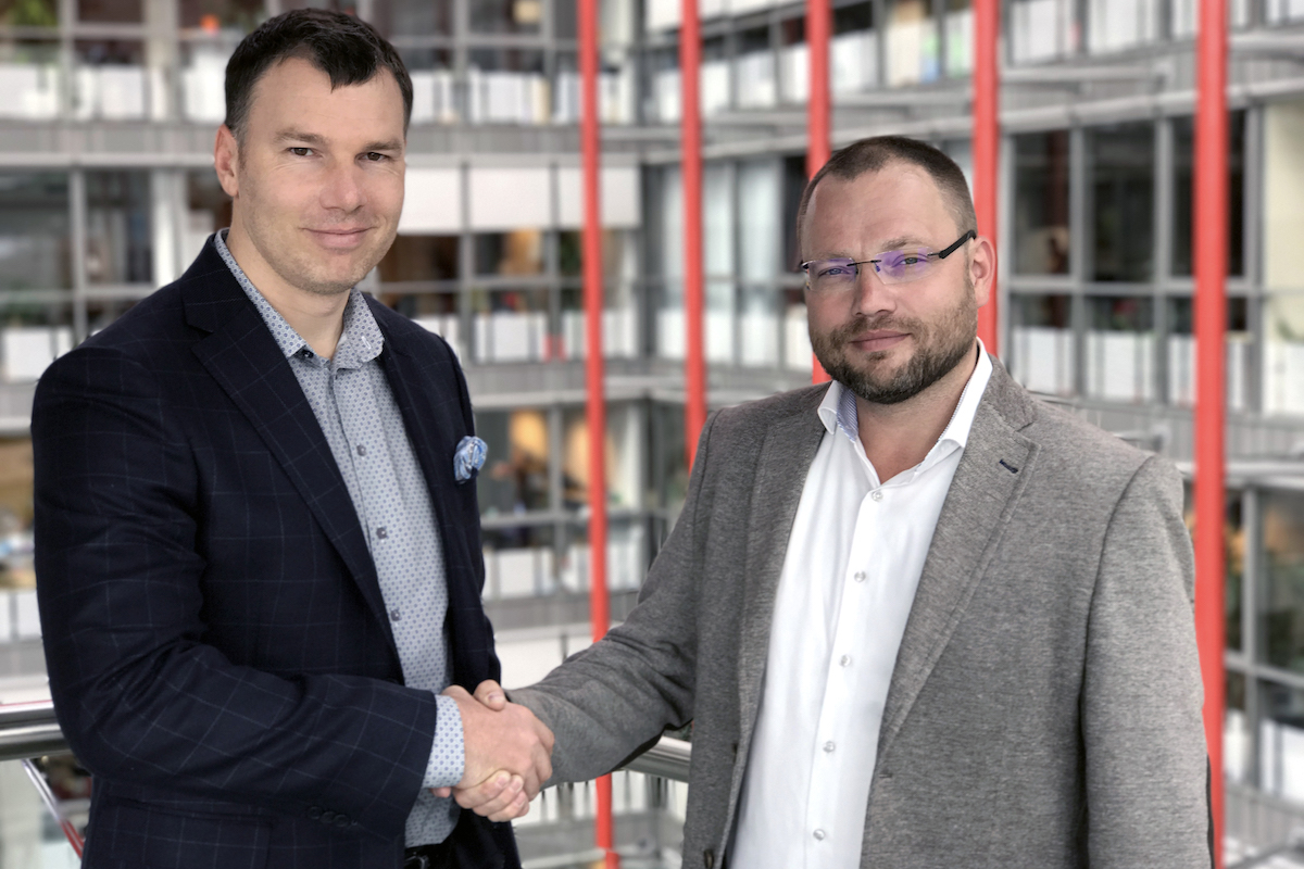 Pavel Kysela (vpravo) a Stanislav Dvořák