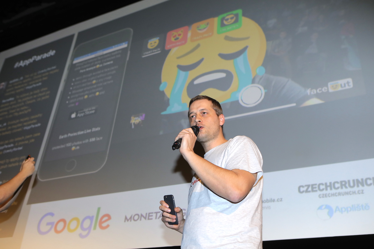 Patrik Prepsl na AppParade
