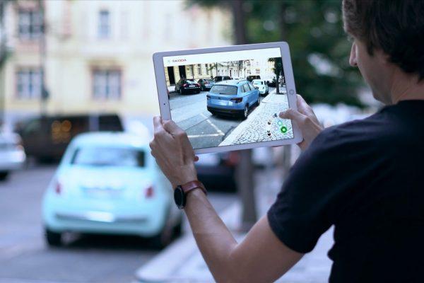 Škoda ukazuje Karoq v rozšířené realitě od Brainz VR
