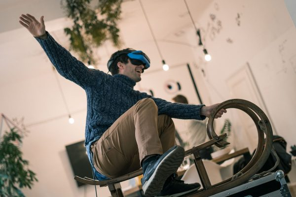 Brainz VR do Pchjongčchangu přivezli virtuální prohlídku českého století