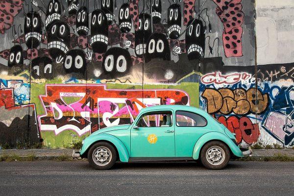 HoppyGo umožňuje sdílet nevytížená auta pomocí mobilu