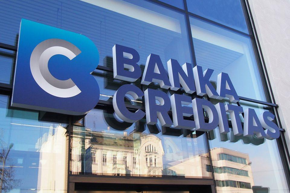 Creditas propojuje své online bankovnictví s konkurencí, plánuje vlastní aplikaci
