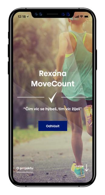 Za body nasbírané pohybem nabízí MoveCount speciální odměny