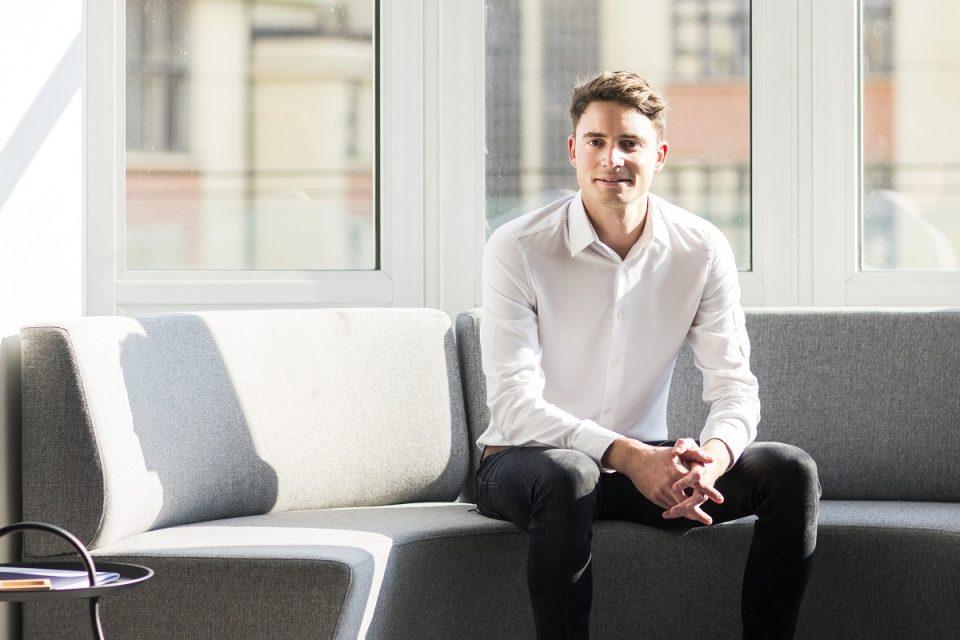 Zakladatel a CEO Spaceflow Lukáš Balík získal pro svou společnost novou investici