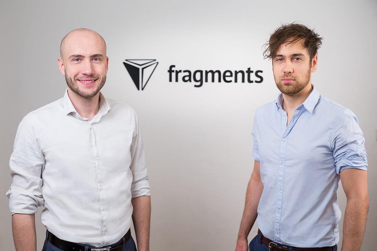 Zakladatelé Fragments David Hrachový (vlevo) a Petr Šigut