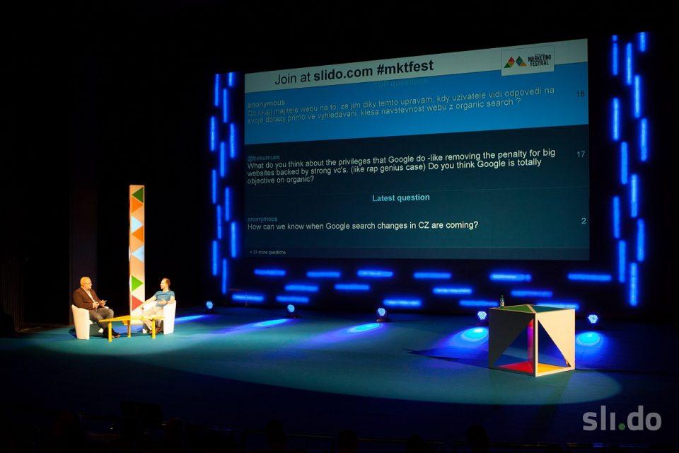 Sli.do vydává rozšíření pro Slack, sbírá dotazy i nápady