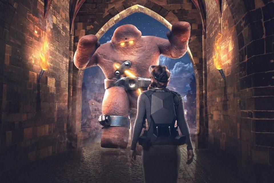 V Hamleys startuje Golem VR, virtuální procházka historickou Prahou
