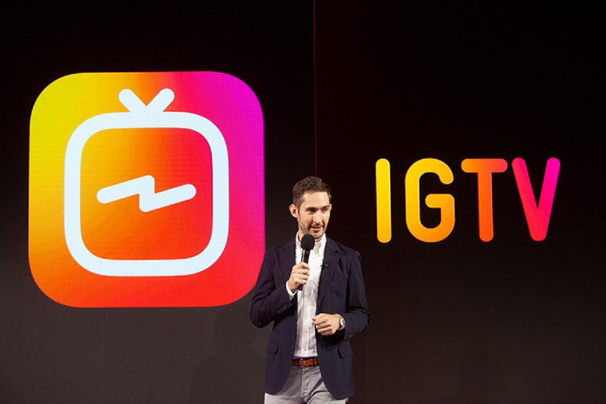 Instagram představuje novou platformu pro sledování videí IGTV