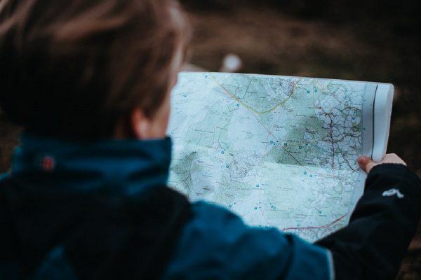 Průvodce Mapix je alternativou k tištěným mapám, nabízí i herní prvky